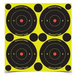 "Birchwood Casey nalepke za tarče Shoot-N-C 3"" Bull's-eye Target"