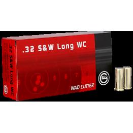 GECO .32S&W Long Wad Cutter, 6,5g