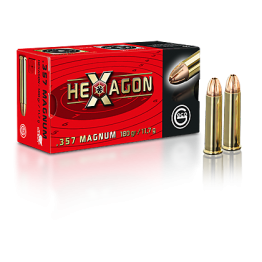 GECO .357 Mag. Hexagon, 11,7g