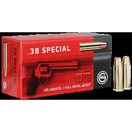 GECO .38 Special FMJ, 10,2g