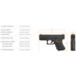 Glock 30 Gen. 4