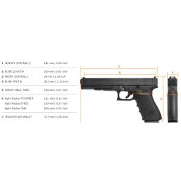 Glock 40 Gen. 4 MOS