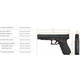 Glock 41 Gen. 4 MOS