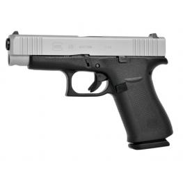 Glock 48 FS Silver Slide