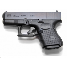 Glock 26 - BABY Glock