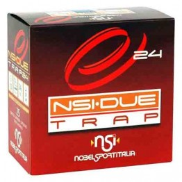 Nobel Sport trap strelivo DUE TRAP 12GA (24)