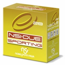 Nobel Sport Italia NSI DUE SPORTING 28, cal. 12 (8 ½ – 2,2mm)