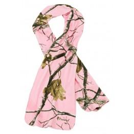 Pinewood šal - microfleece, roza