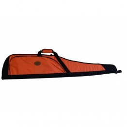 Torba za puško, podložena, oranžna