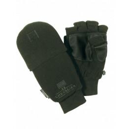 Flis rokavice s kapuco